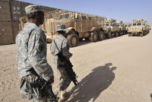El general de división Stephen Lanza dijo a la cadena de televisión CBS...