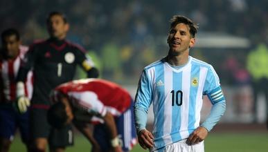 'La Pulga' ha sido el gran motor de Argentina en Copa América