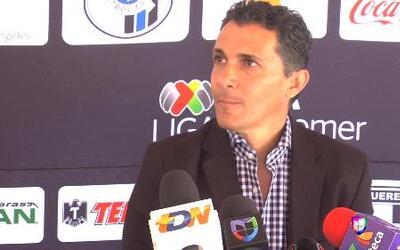 Adolfo Ríos: 'Me parece que están protegiendo a la cuestión arbitral por...