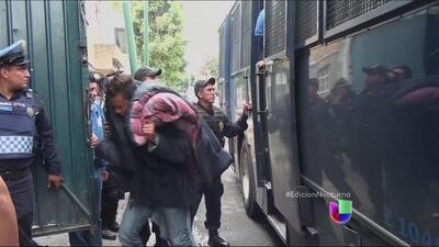 En México rescataron a 20 centroamericanos secuestrados