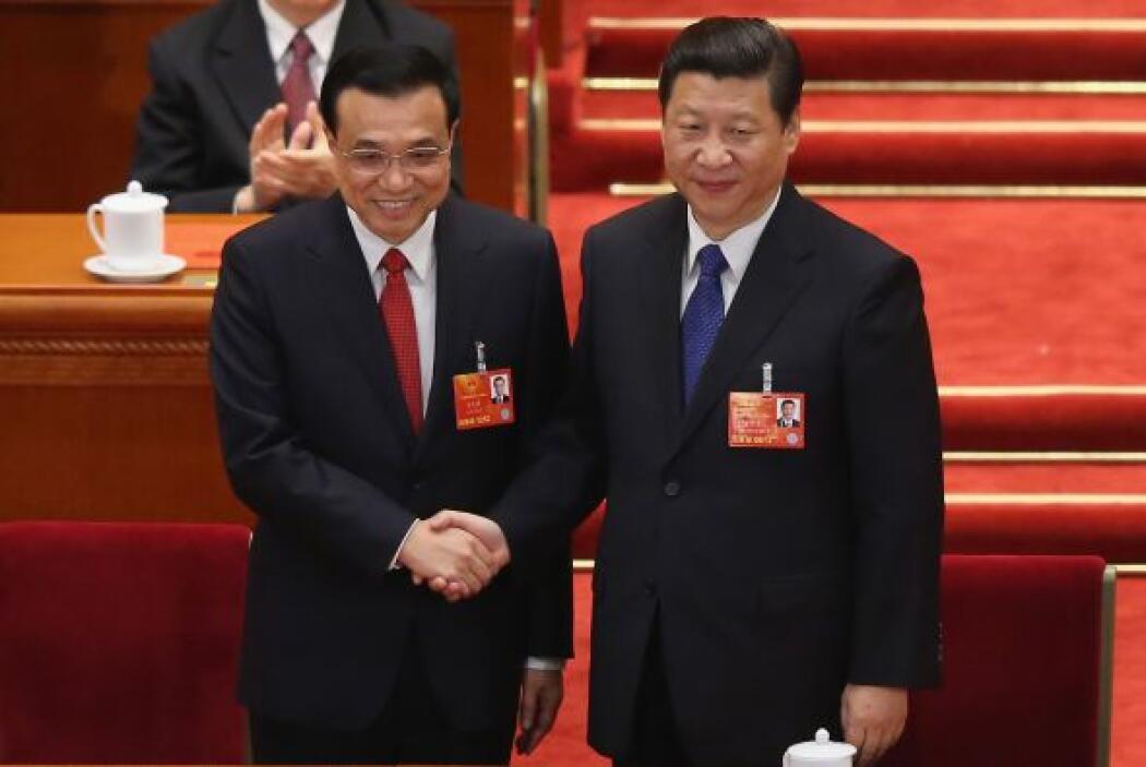 La Asamblea Nacional Popular (ANP), el Legislativo chino, nombró este vi...