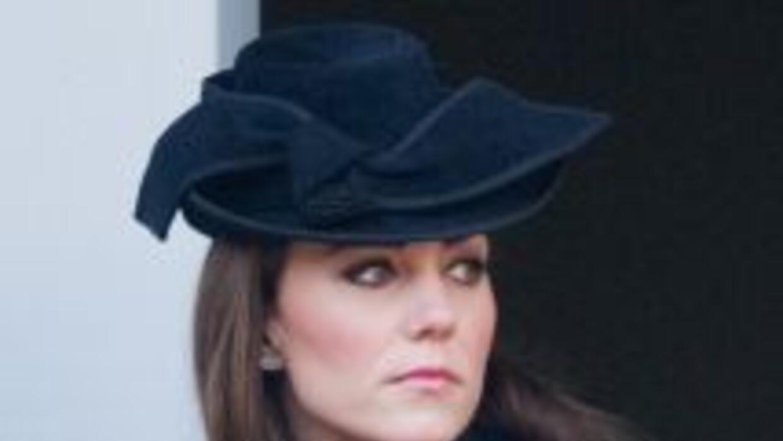 La esposa del príncipe William ha quedado entre las cuatro finalistas a...
