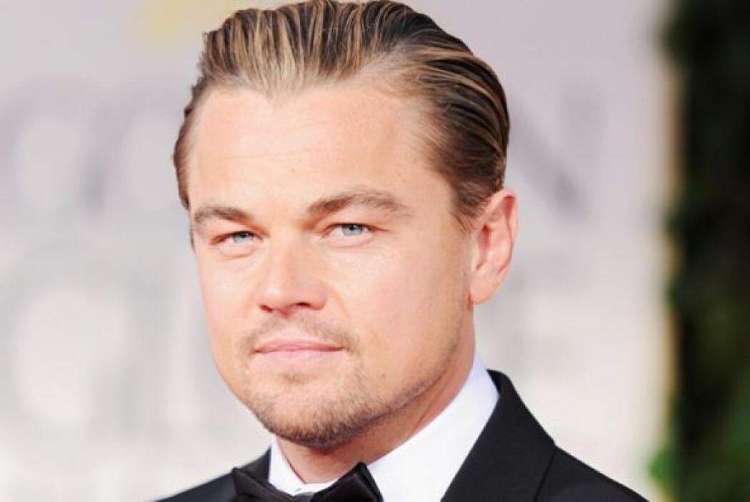 El guapísimo actor Leonardo DiCaprio es otro de los solteros cotizados d...