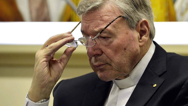 George Pell, jefe de Finanzas del Vaticano