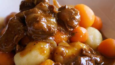 Slowcooker stew