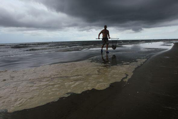 El derrame en el Golfo de México es un desastre mayor de lo que e...