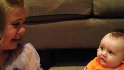 ¡Conmovedor! Una niña de 5 años llora sin consuelo cuando se entera que...