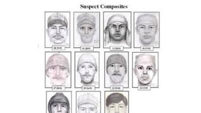 La policía de Los Angeles busca a un sospechoso acusado de agredir sexua...