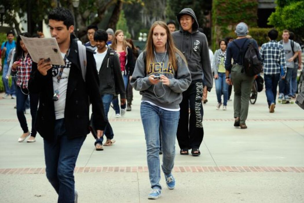 La publicación National University Rankings acabó de publicar su ranking...