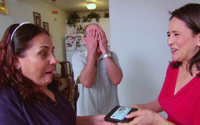 El Ángel de la Justicia sorprendió con su residencia a madre inmigrante