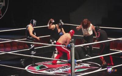 El próximo 23 de Noviembre llegan las semifinales del torneo de Lucha Li...