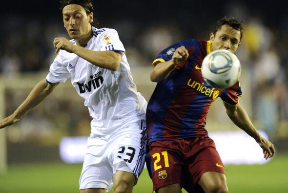 Para su mala fortuna, el Madrid no pudo ganar ni la Champions League ni...