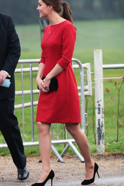 Kate Middleton es una de las famosas que está próxima a convertirse en m...
