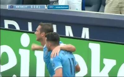 Frank Lampard continúa en racha goleadora