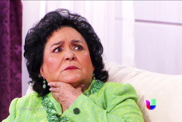 Ya ve doña Yolanda, Isabela se ha convertido en una verdedera fiera. ¡No...