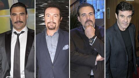Galanes otoñales de las telenovelas