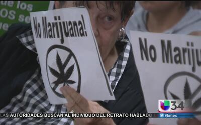 Sigue la polémica en Maywood por la aprobación de dispensarios de marihuana