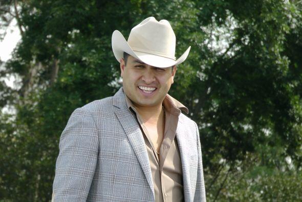 El cantante Julión Álvarez estuvo presente como invitado especial en est...
