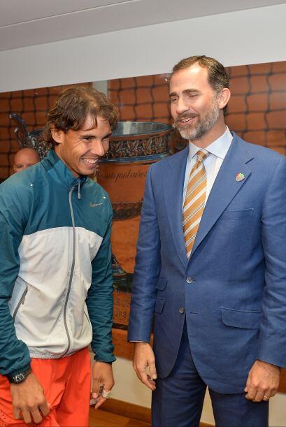 La final española de Roland Garros que disputaron Rafael Nadal y David F...