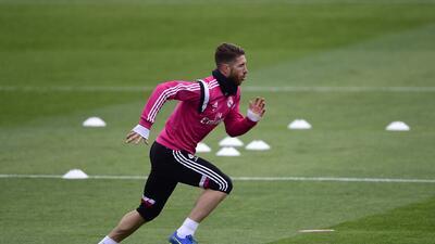 El defensa del Madrid ha vivido días de tensión con Florentino Pérez.