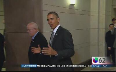El 33% de los votantes opina que Barack Obama es el peor presidente desd...