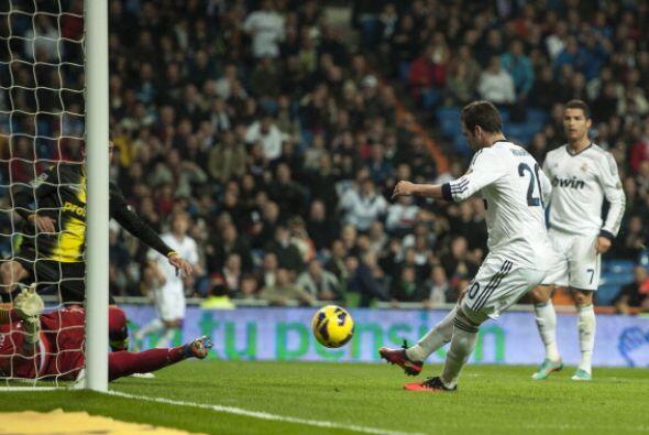 El Real Madrid jugaba a ratos, pero supo definir cuando tuvo las oportun...