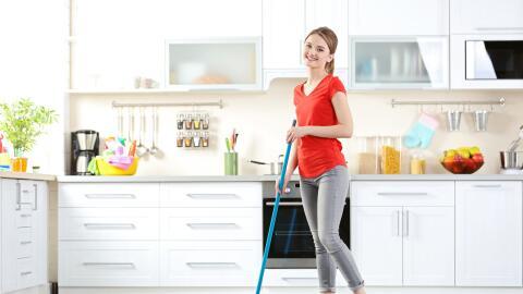 cocina limpieza consejos
