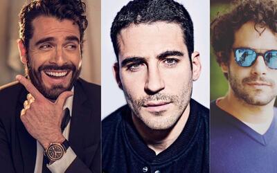 Rafael Novoa, Miguel Ángel Silvestre y Guilherme Winter nos roban...
