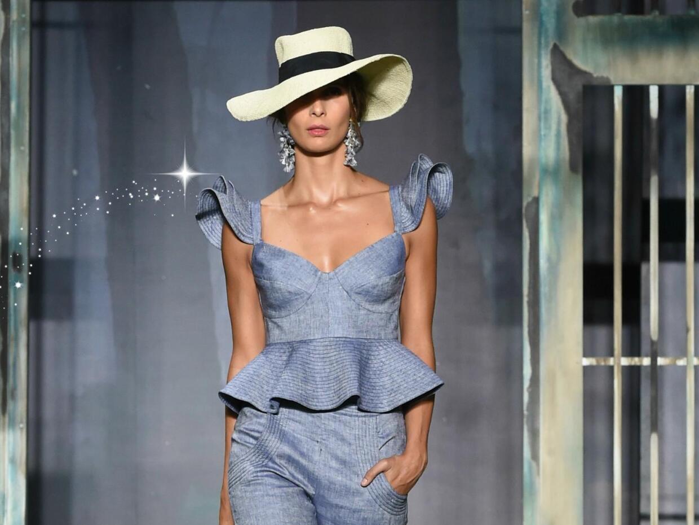 La diseñadora colombiana Renata Lozano le dio un carácter formal y román...