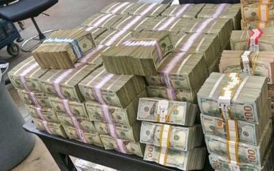 Los más de 3 millones de dólares que un automovilista llev...