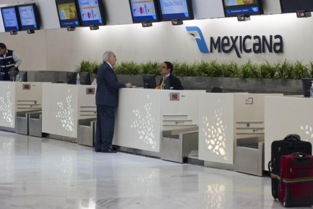 afirmaron que no rescatarán a Mexicana ni a ninguna otra aerolínea con p...