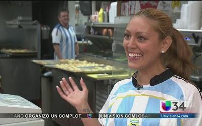 Argentina va con todo contra Holanda