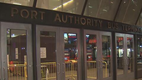 Demandan a la autoridad portuaria de Nueva York y Nueva Jersey por supue...