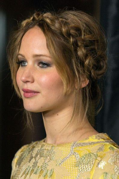 """A principios de año, la actriz que actualmente participa en """"The Hunger..."""