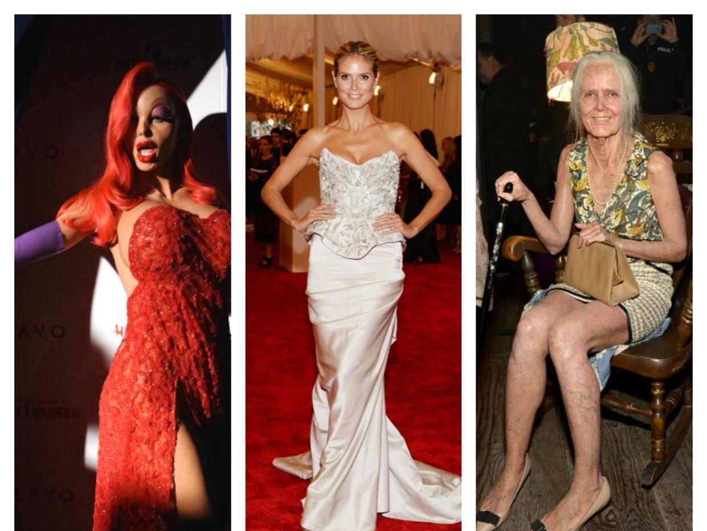 La modelo Heidy Klum suele transformarse por completo en Halloween, de J...