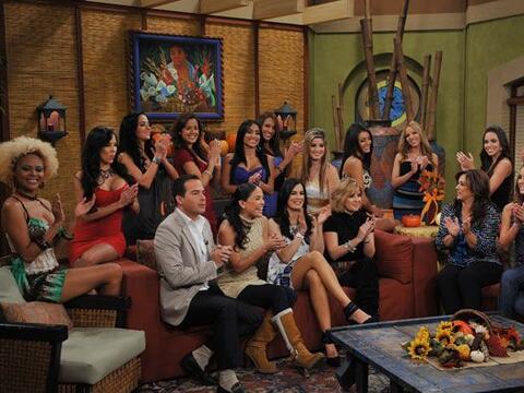 Las finalistas del Miss República visitaron la casita de Despiert...