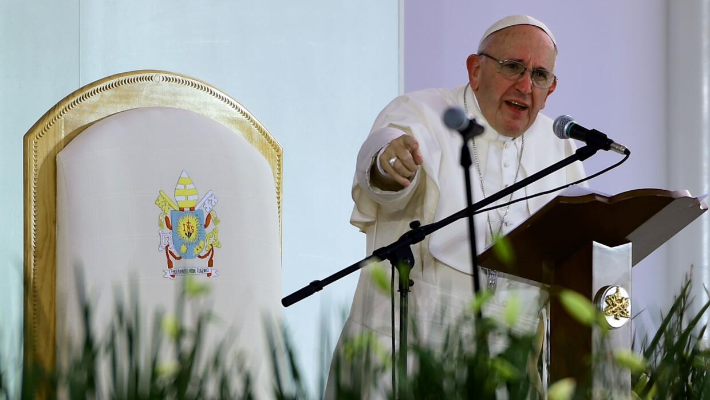 Visita Papa Michoacán
