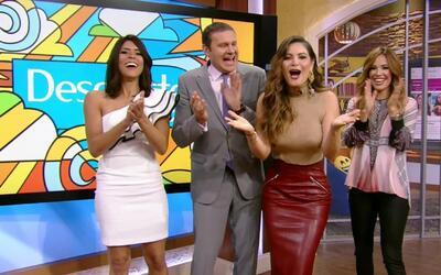 Chiqui Delgado felicitó a Jorge Ramos y le tiene una sorpresita en la ca...