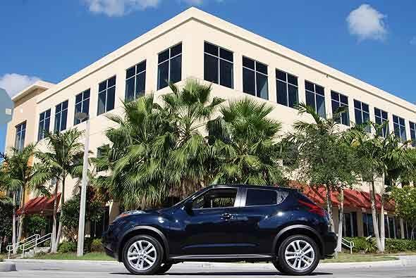 El nuevo 'juguete' de Nissan es una fusión entre hatchback y crossover.