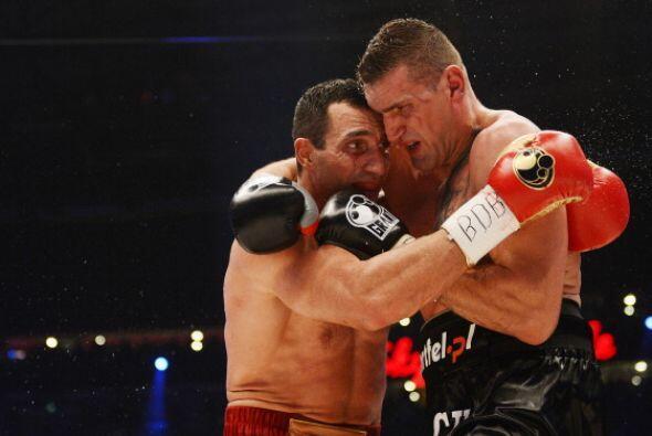 Klitschko pasó el momento y Wash no supo darle continuidad.