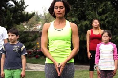 Yoga con Luz: Tadasana