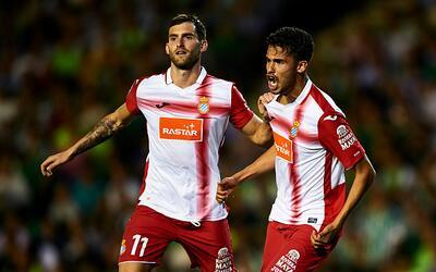 Tras un inicio incierto en La Liga, Reyes se va asentando.
