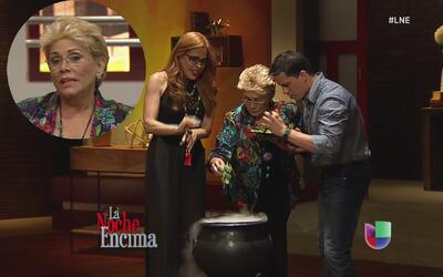"""Albita confiesa que """"yo soy una abuelaza"""""""