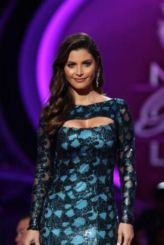 Esta mujer es considerada una digna representante de la belleza latina.
