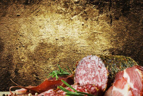 También evita por completo las carnes frías como jam&oacut...