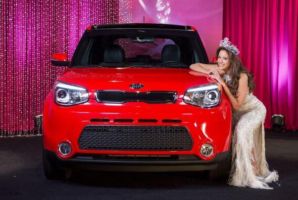 Aleyda imaginó tener su Kia Soul cuando se convirtió en la ganadora del...