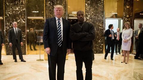 El 13 de diciembre del 2016 TMZ reportó que Kanye West se hab&iac...