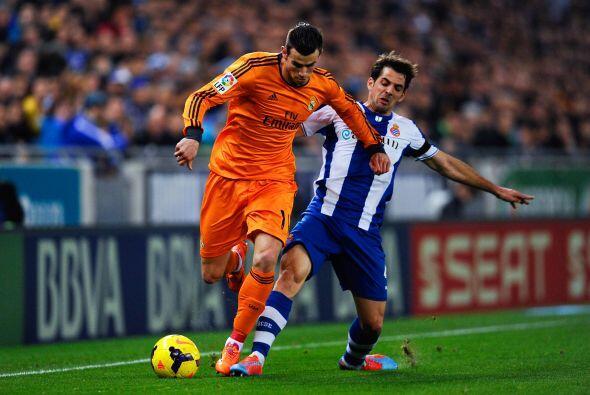 Los madridistas salieron con cuadro de lujo, incluyendo a Gareth Bale en...