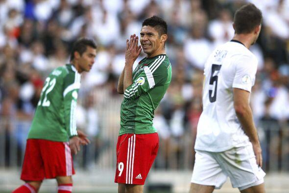 Con el boleto en la mano para Brasil 2014 la Selección Mexicana v...