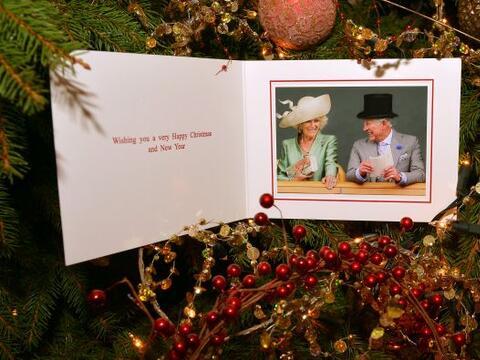 La Navidad ya está aquí y los miembros de la realeza de to...